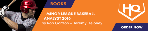 BOOKS: Minor League Baseball Analyst